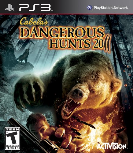 Cabelas Dangerous Hunts 2011 [PS3-MOVE]  61bwvk0QHbL