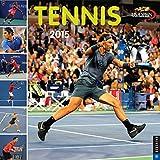 Tennis 2015 Wall Calendar (The U.S. Open)
