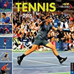 Tennis 2015 Wall Calendar: The Offici...
