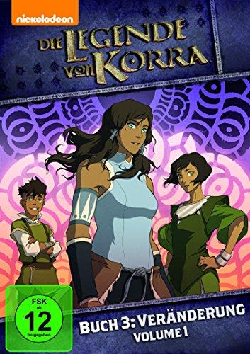 Die Legende von Korra, Buch 3: Veränderung, Volume 1