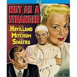 Not as a Stranger [Blu-ray]