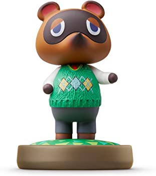 Nintendo Tom Nook Amiibo