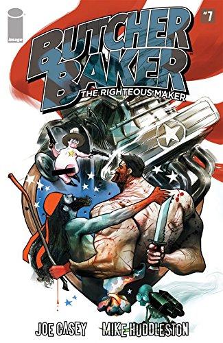 Butcher Baker: The Righteous Maker #7 (Butcher Baker Righteous Maker compare prices)