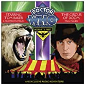 Doctor Who: Hornets' Nest 3 - The Circus of Doom | Paul Magrs