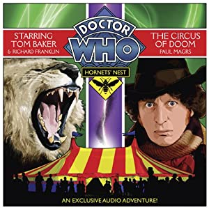 Doctor Who: Hornets' Nest 3 - The Circus of Doom | [Paul Magrs]