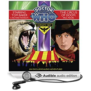 Doctor Who: Hornets' Nest 3 - The Circus of Doom (Unabridged)