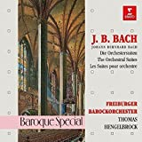 ヨハン・ベルンハルト・バッハ:管弦楽組曲集