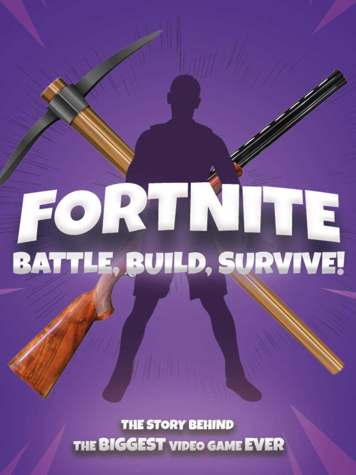 Fortnite: Battle, Build, Survive! on Amazon Prime Instant Video UK
