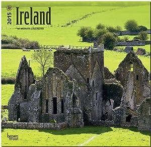 Ireland 2015 Wall Calendar