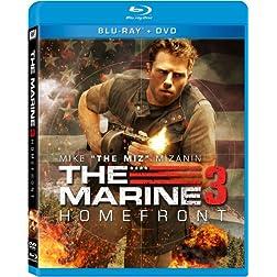 Marine 3: Homefront [Blu-ray]
