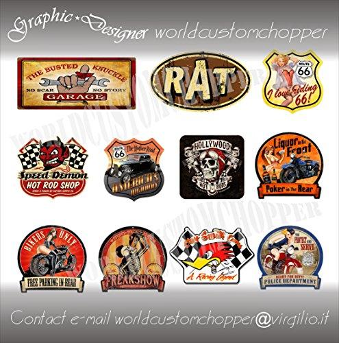 1-adesivo-decal-stickers-vintage-casco-moto-custom-car-auto-tuning