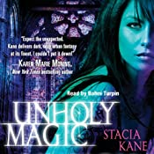 Unholy Magic | [Stacia Kane]