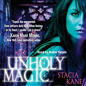 Unholy Magic Audiobook