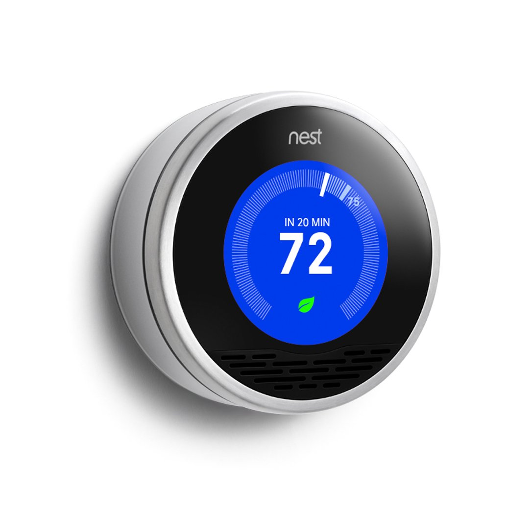 Deal of Day:  Nest Learning Thermostat – 1st Generation T100577 $179(One Day Only)