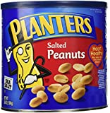 Planters Salted Peanuts 3 Pound 8 Ounce Value Container