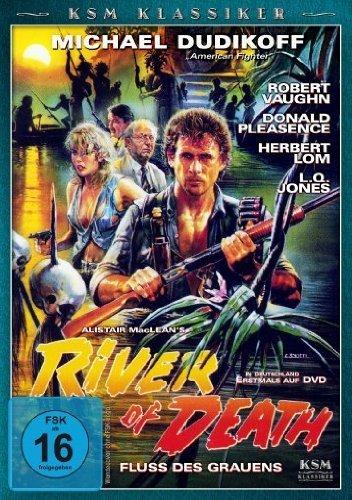 El río de la muerte / River of Death ( Alistair MacLean's River of Death ) [ Origen Alemán, Ningun Idioma Espanol ]