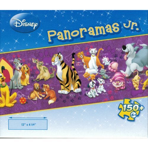 "Disney Panorama Jr ""Disney Pets"" - 1"