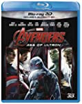 Avengers - Age Of Ultron (3D) (Blu-Ra...