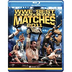 Best Pay Per View Matches of 2011 [Blu-ray]