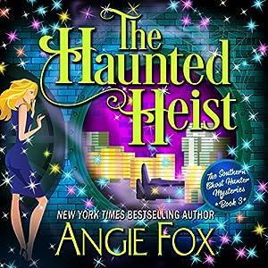The Haunted Heist Audiobook