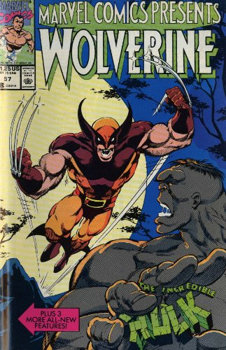 Marvel Comics Presents: Wolverine, Vol. 3 (v. 3) (Marvel Comics Presents 9 compare prices)