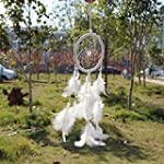 Soledi Handmade Dream Catcher Circula...
