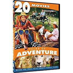 Tales of Adventure - 20 Movie Collection