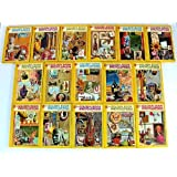 The Golden Book Encyclopedia 16 Vol Set