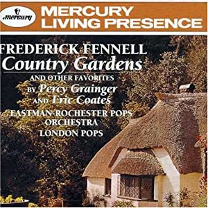 Country Gardens: Frederick Fennell conducts Grainger & Coates