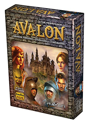 Raven - The Resistance - Avalon