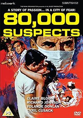80,000 Suspects [DVD]
