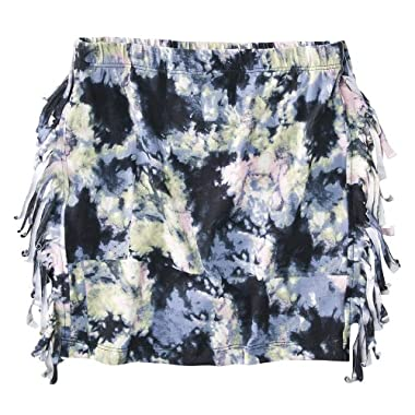 Product Image DSigned Shake It Up Girls' Fringed Skirt - Multicolor