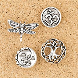Spirituality Collection Push Pin