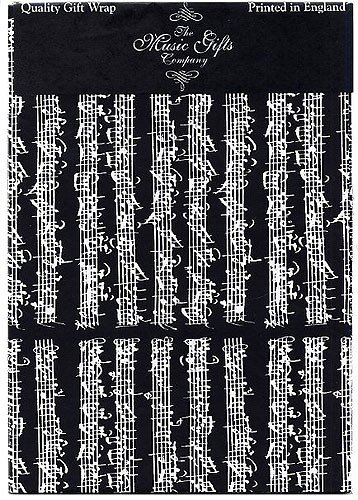 Geschenkpapier-Pack-schwarz