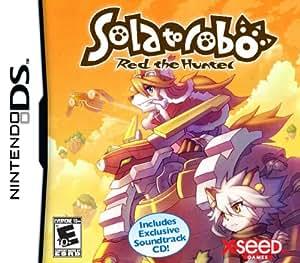 Solatorobo: Red the Hunter - Nintendo DS