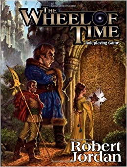 The Wheel of Time Roleplaying Game (d20 3.0 Fantasy Roleplaying