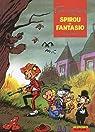 Spirou et Fantasio, L'intégrale, tome 10 : 1972 - 1975 par Fournier