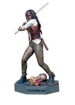 The Walking Dead figurine Collector´s Models #3 Michonne 9 cm Eaglemoss Publications Mini figures