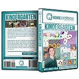 Home School Art Studio Program DVD with Lindsey Volin Kindergarten