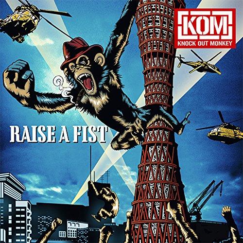 RAISE A FIST[CD盤]