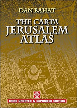 The Carta Jerusalem Atlas (Formerly Illustrated Atlas of