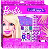 Barbie 3D Nail Design Kit