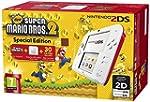 Nintendo 2DS - Console, Bianco E Ross...