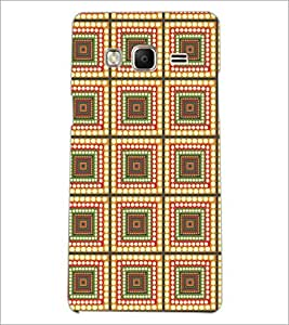 PrintDhaba Pattern D-5241 Back Case Cover for SAMSUNG Z3 (Multi-Coloured)
