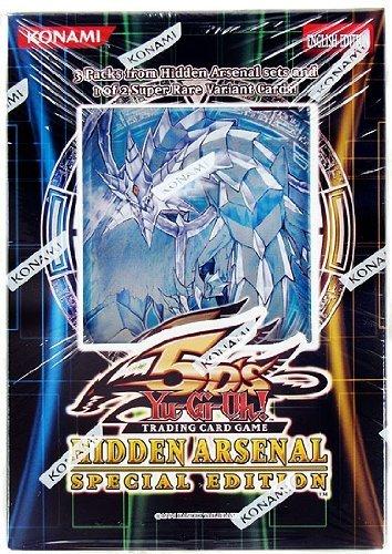Yu-Gi-Oh! 5D: Hidden Arsenal - 1