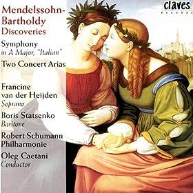 Felix Mendelssohn-Bartholdy Discoveries