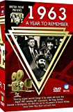 British Pathé News - A Year To Remember 1963 [DVD]