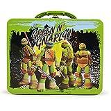 TMNT Tin Lunch Box - Green N Gnarly!