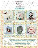 Helen Dickson Bustle & Sew Magazine Issue 51: April 2015