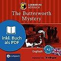 The Butterworth Mystery (Compact Lernkrimi Hörbuch): Englisch - Niveau A2 Hörbuch von Alison Romer Gesprochen von: Liz Smith